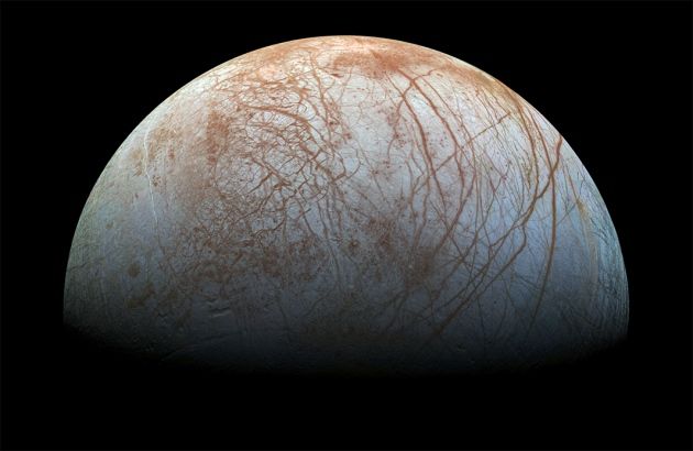 Why a NASA spacecraft could bounce, crunch or sink on icy Europa